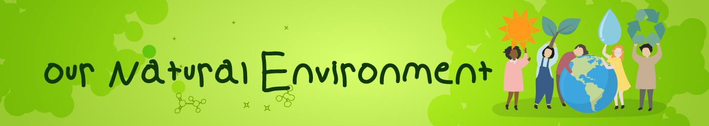 Natural Environment Banner